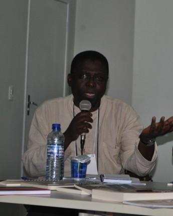 O escritor moçambicano Ungulani Ba Kha Kosa
