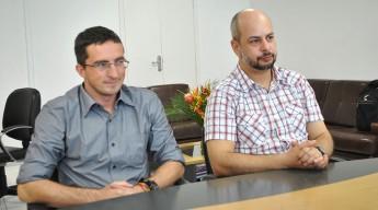 Jober Fernando Sobczak e Rodrigo Ordine Graça.