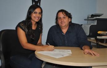 Vanessa Ingrid Cardoso, coordenadora de logística da Unilab.