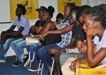 Novos estudantes ingressam na Unilab