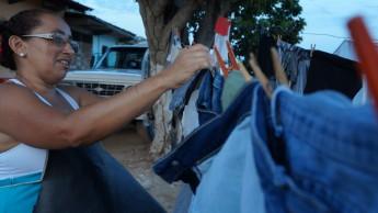 Fotografia do aluno brasileiro Erick de Sousa, do Curso Bacharelado em Humanidades.