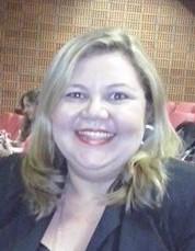 Profa. Klébia Enislaine do Nascimento, da Universidade Federal do Ceará (UFC).