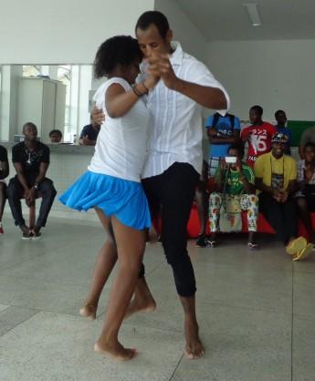 Dança Funana (cultura de Cabo Verde)