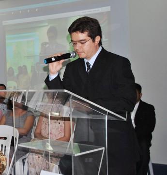 Vice-reitor: Aristeu Rosendo.