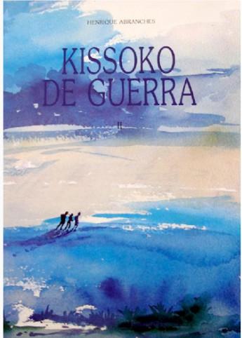 Capa do romance do escritor angolano Henrique Abranches.
