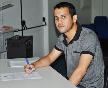 Renan Menezes havia tomado posse como servidor da Unilab no último dia 2 de março.