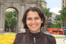 Profa. da UFC, Ana Shirley Silva