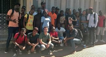 Estudantes da Unilab (Acervo Assecom/Unilab)