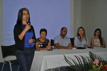 Servidores da Pró-Reitoria de Políticas Afirmativas e Estudantis (Propae)