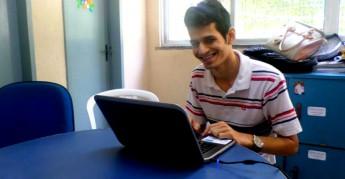 Estudante Jonas Othon Pinheiro (Foto: arquivo pessoal)