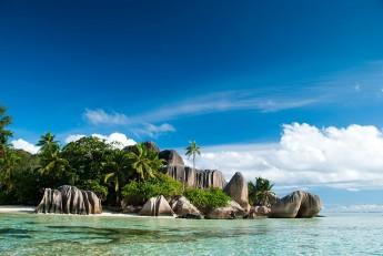 3. Anse Source d'Argent, Islas Seychelles