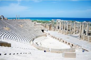 4. Leptis Magna, Líbia