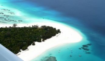 8. Isla de Mnemba, Zanzíbar, Tanzânia