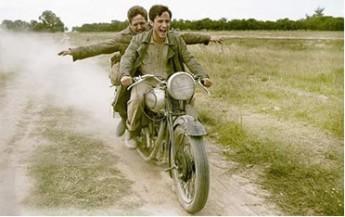 Cena do filme Diários de Motocicleta (Foto: Divulgação)