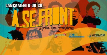 Show de lançamento do CD A.SE – Front