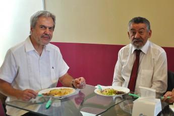 Almoço de recepção ao secretário-geral da OEI