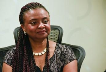 Ministra da Seppir Nilma Lino Gomes (Foto: Iano Andrade/Portal Brasil)