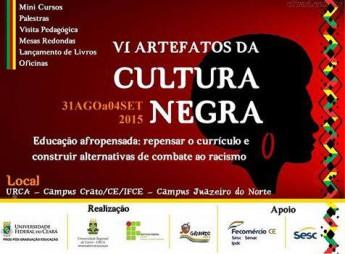 VI Artefatos da Cultura Negra