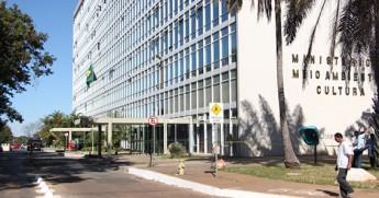 Ministério da Cultura (Foto: Kleyton Amorim/Uol)