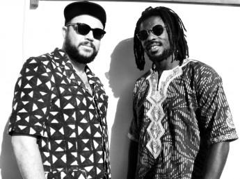 DJ´s: Sankofa e Dudo Caribe