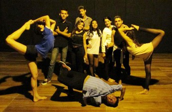 Integrantes do grupo Soul Of the Dance (SOD) Project.