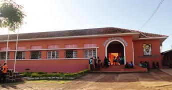 Liceu Dr. Agostinho Neto em Guiné-BIssau.