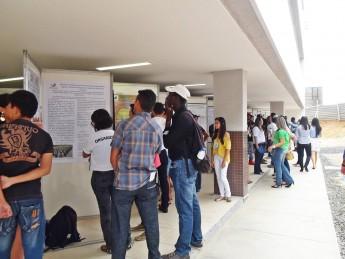 Apresentações de trabalhos na Unidade Acadêmica dos Palmares, Aracape/Ce