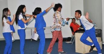 Grupo de Teatro de Aquiraz: repassa conhecimento por meio da ferramenta teatral