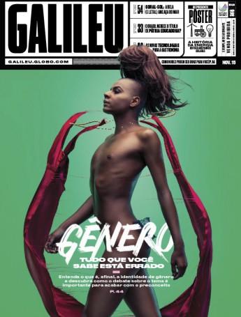 Capa da Revista Galileu. Divulgação.