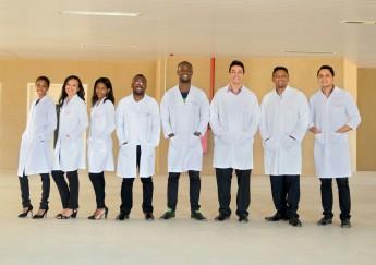 Primeira turma (2011) de Licenciatura em Ciências da Natureza e Matemática (CNeM), Habilitação em Química.