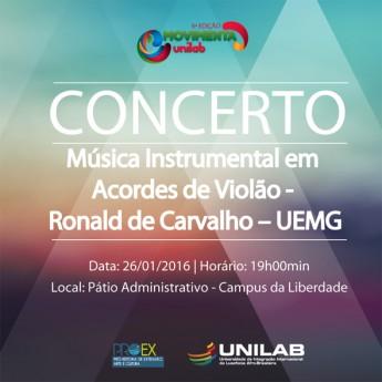 CONCERTO RONALD - MOVIMENTA 6
