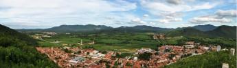Vista panorâmica da cidade de Redenção; Foto: acervo Unilab.