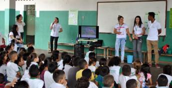 Ação educativa de combate ao Aedes Aegypti