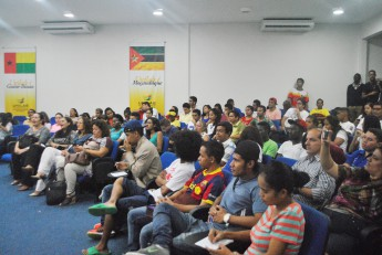 Semana de Ação Mundial, realizada nessa segunda-feira, 31 de maio, no Auditório Administrativo do Campus da Liberdade