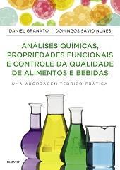 Livro analise quimica alimentos e bebidas