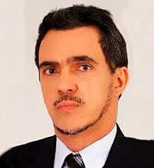 Professor Carlos Cristiano Cabral. Foto: acervo pessoal.