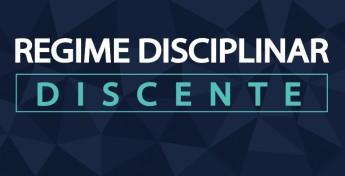 REGIME DISCIPLINA DISCENTE