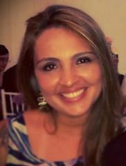 Professora da Unilab, Kaline Girão Jamison.