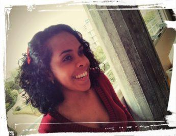 Professora do Instituto de Humanidades e Letras da Unilab, Luana Costa.