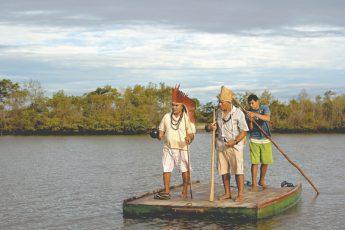 Imagem do filmeSuaçuamussará, de Henrique Dídimo, com produção do SESC.