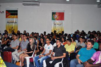 O evento reuniu 2.520 estudantes inscritos
