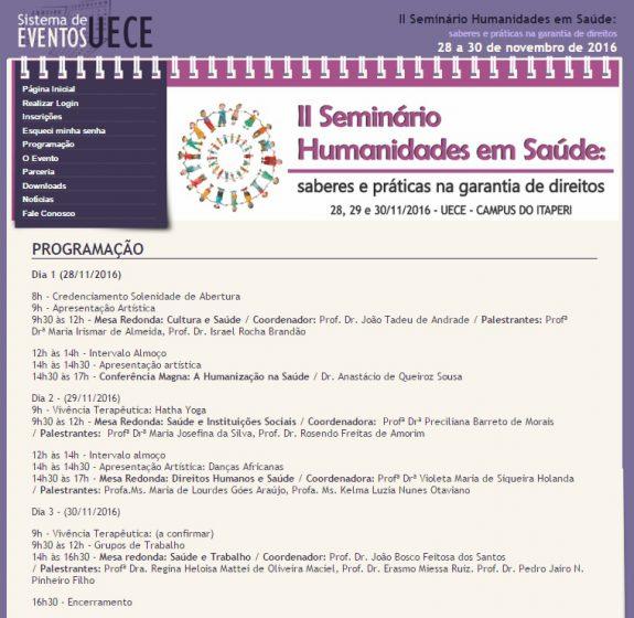 programacao-ii-seminario-humanidades-em-saude