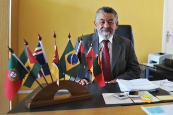 Tomaz Santos (Foto: Assecom/Unilab)