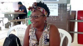 """Kiusam de Oliveira: A lógica eurocêntrica desconhece nosso corpo afro-brasileiro, que é totalmente diferente na sua forma de andar, dançar e se vestir"""""""