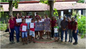 Projeto de extensão que envolve estudantes da Unilab e agricultores da região do Maciço.
