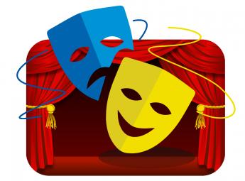 Curso gratuito de teatro em Itapetininga para crianças e jovens