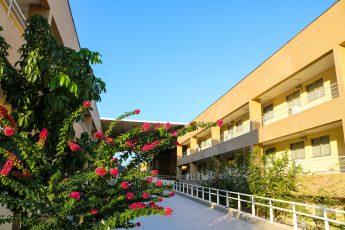 Campus das Auroras, em Redenção/CE. Crédito: Servidora Ana Andrade.