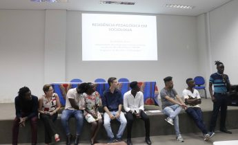 Participantes da residência pedagógica em Sociologia.