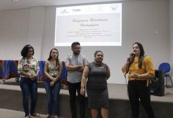 Participantes da Residência Pedagógica de Biologia-Química.