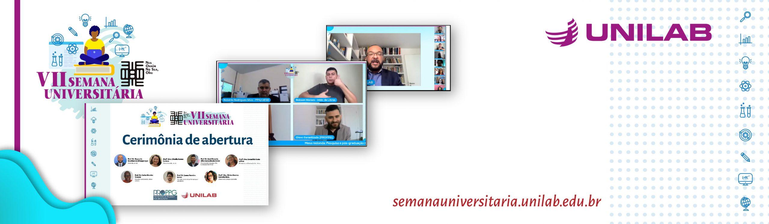 Imagem referente a postagem de título VII Semuni mostra a importância das parcerias, adaptaçõe...